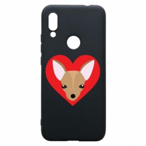 Phone case for Xiaomi Redmi 7 A little dog