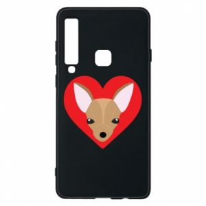 Phone case for Samsung A9 2018 A little dog