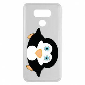 Etui na LG G6 Mały pingwin podnosi wzrok