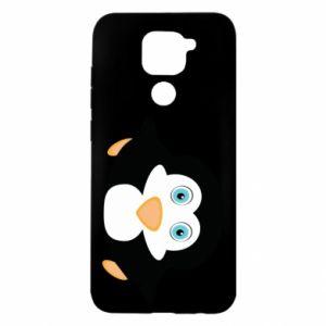 Etui na Xiaomi Redmi Note 9/Redmi 10X Mały pingwin podnosi wzrok