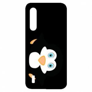 Etui na Xiaomi Mi9 Lite Mały pingwin podnosi wzrok