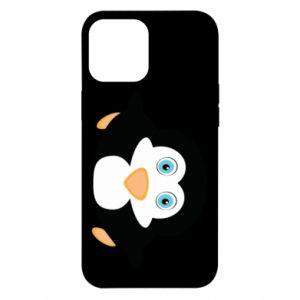 Etui na iPhone 12 Pro Max Mały pingwin podnosi wzrok