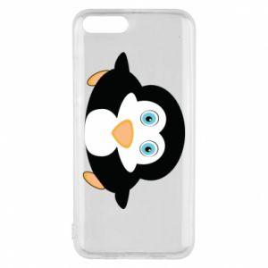 Phone case for Xiaomi Mi6 Little penguin looks up