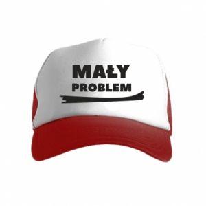 Kid's Trucker Hat little problem