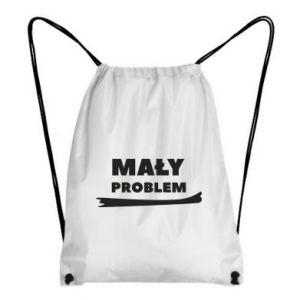 Backpack-bag little problem