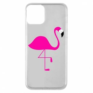 iPhone 11 Case Little pink flamingo