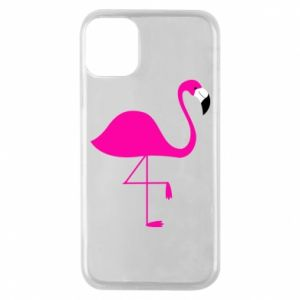 iPhone 11 Pro Case Little pink flamingo
