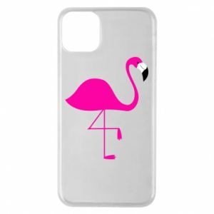 iPhone 11 Pro Max Case Little pink flamingo