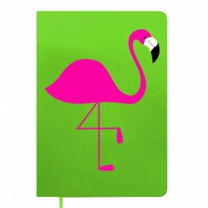 Notepad Little pink flamingo