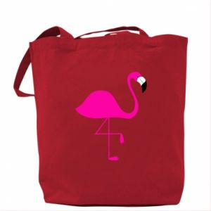 Bag Little pink flamingo