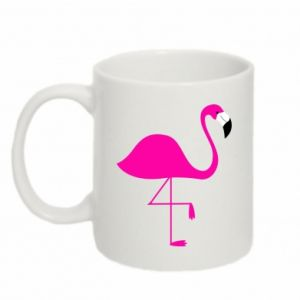 Mug 330ml Little pink flamingo