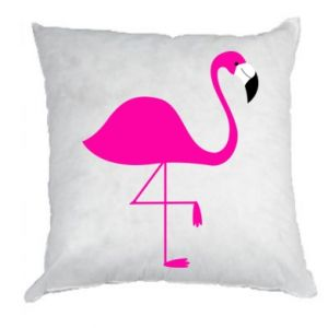 Pillow Little pink flamingo