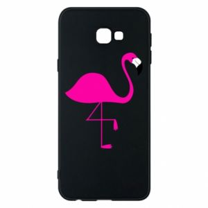 Samsung J4 Plus 2018 Case Little pink flamingo