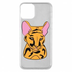 Etui na iPhone 11 Mały tygrys