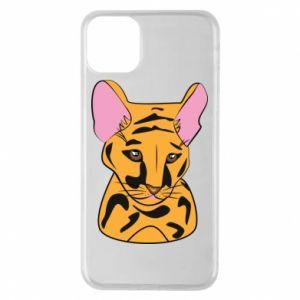 Etui na iPhone 11 Pro Max Mały tygrys