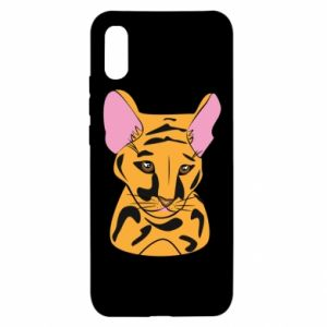 Etui na Xiaomi Redmi 9a Mały tygrys