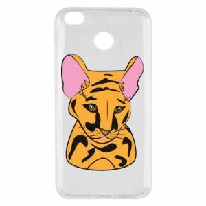 Xiaomi Redmi 4X Case Little tiger