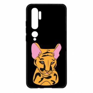 Etui na Xiaomi Mi Note 10 Mały tygrys