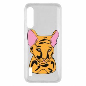 Etui na Xiaomi Mi A3 Mały tygrys