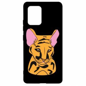 Etui na Samsung S10 Lite Mały tygrys