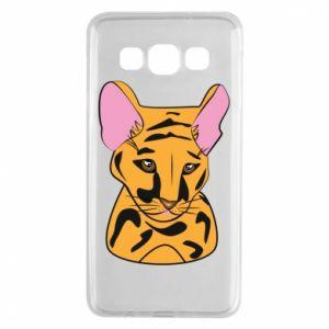 Etui na Samsung A3 2015 Mały tygrys