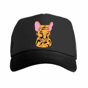 Czapka trucker Mały tygrys