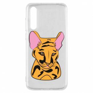 Etui na Huawei P20 Pro Mały tygrys