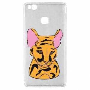 Etui na Huawei P9 Lite Mały tygrys