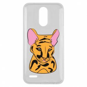 Etui na Lg K10 2017 Mały tygrys