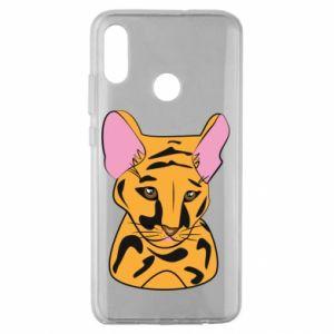 Etui na Huawei Honor 10 Lite Mały tygrys