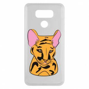 Etui na LG G6 Mały tygrys