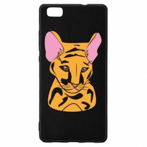 Etui na Huawei P 8 Lite Mały tygrys