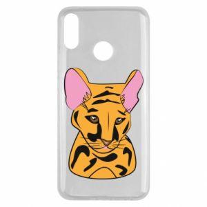 Etui na Huawei Y9 2019 Mały tygrys