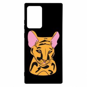 Etui na Samsung Note 20 Ultra Mały tygrys