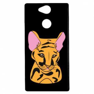Etui na Sony Xperia XA2 Mały tygrys