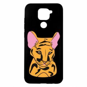 Etui na Xiaomi Redmi Note 9/Redmi 10X Mały tygrys