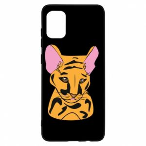 Etui na Samsung A31 Mały tygrys