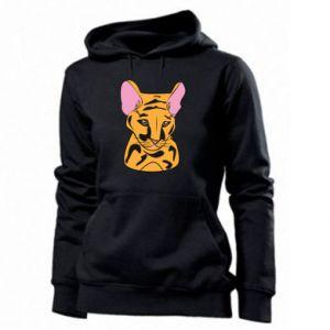 Damska bluza Mały tygrys - PrintSalon