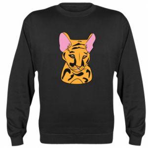 Bluza (raglan) Mały tygrys