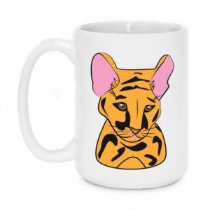 Kubek 450ml Mały tygrys - PrintSalon