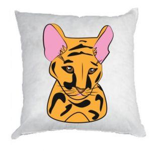 Poduszka Mały tygrys