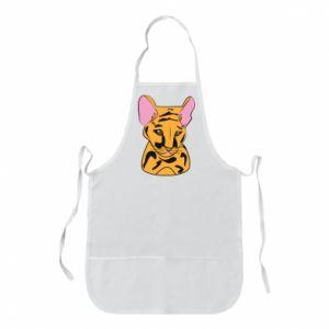 Fartuch Mały tygrys - PrintSalon