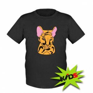 Dziecięcy T-shirt Mały tygrys - PrintSalon
