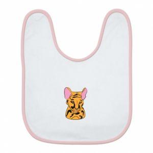 Śliniak Mały tygrys - PrintSalon