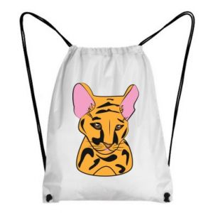 Backpack-bag Little tiger