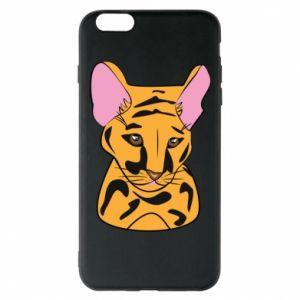 Etui na iPhone 6 Plus/6S Plus Mały tygrys - PrintSalon