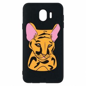 Etui na Samsung J4 Mały tygrys - PrintSalon