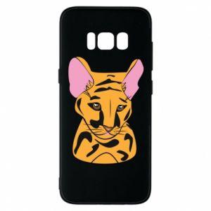 Etui na Samsung S8 Mały tygrys