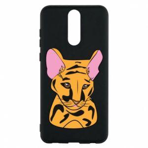 Etui na Huawei Mate 10 Lite Mały tygrys - PrintSalon