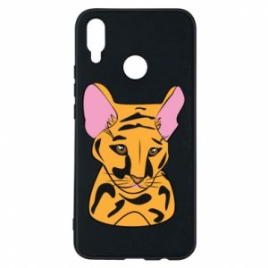Etui na Huawei P Smart Plus Mały tygrys - PrintSalon